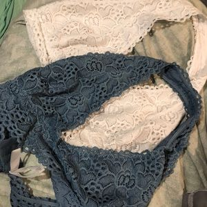 Other - Lace bralettes